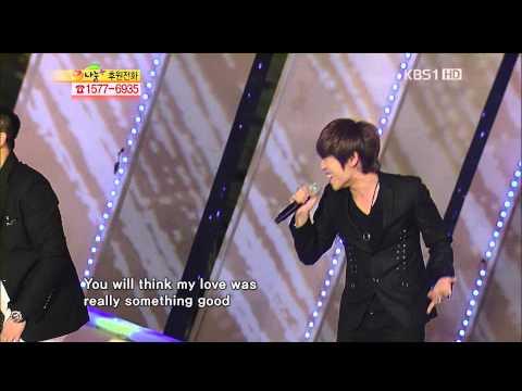 K.Will & Kim Tae Woo & Wheesung Change the World Live