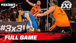Novi Sad Al Wahda vs Liman 🇷🇸  | Best game in World Tour History? | Debrecen Masters 2017