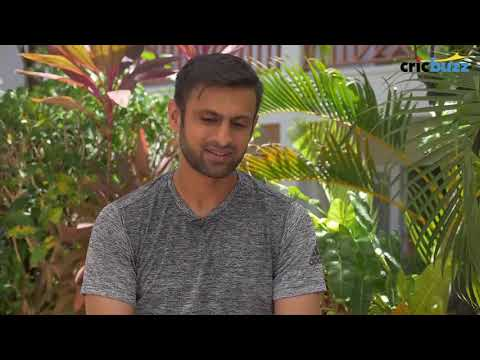 Me and Sania are relaxed as parents - Shoaib Malik on Cricbuzz Unplugged