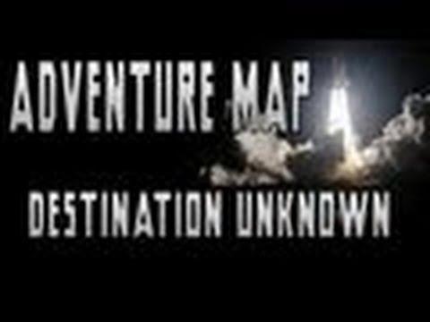Minecraft Xbox 360: Destination: Unknown #1 - Arcade Games!?! w/Sam
