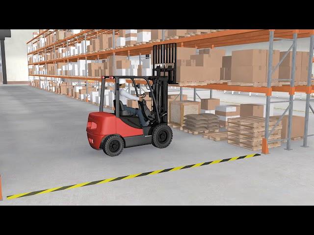 PowerFleet®: Fleet Management for forklifts and material handling equipment