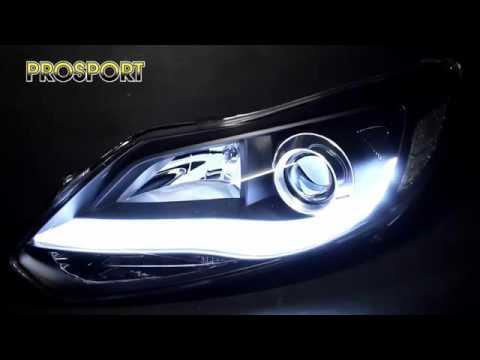 фары на ford focus 3