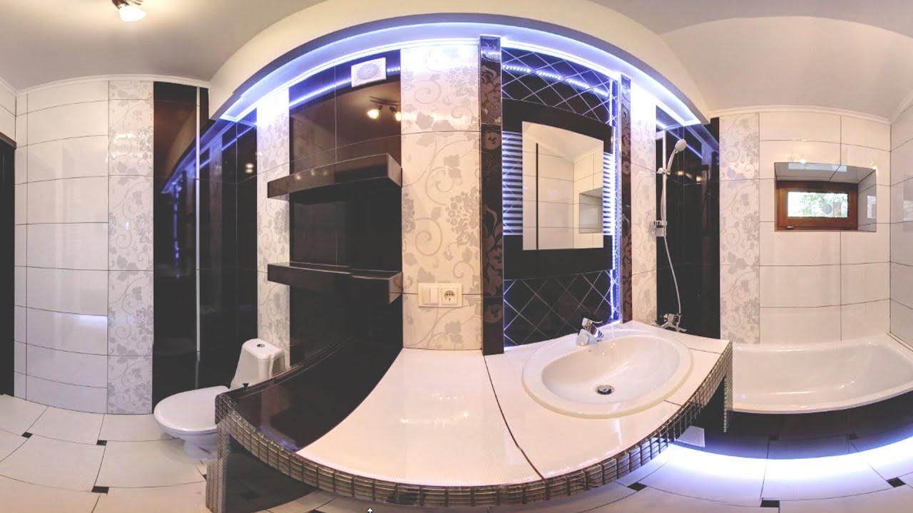 Дизайн и ремонт ванной комнаты и туалета  Youtube