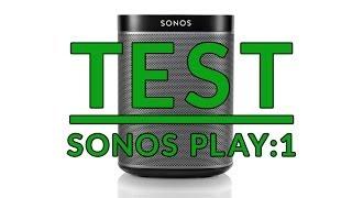 Sonos Play 1 Test 2016 | Die Sonos Play 1 Lautsprecher im Test!