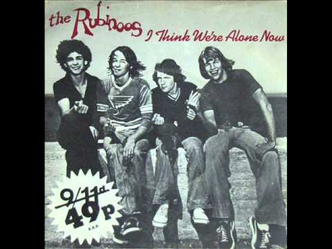 The Rubinoos - I Think We're Alone Now (single 1977)