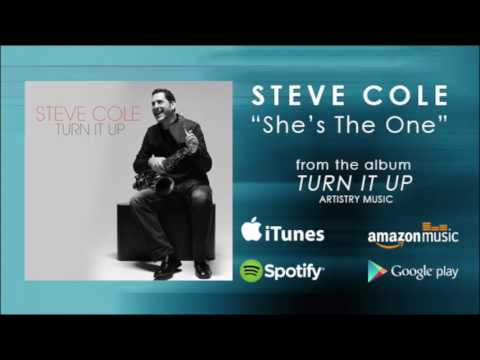 "Steve Cole ""She's The One"""