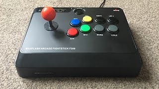 Upgrade Mayflash F300 rev1.1 with Sanwa parts (Part 1)