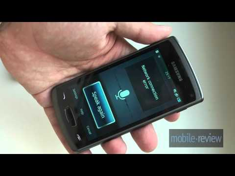 Samsung Wave III - внешний вид и сравнение