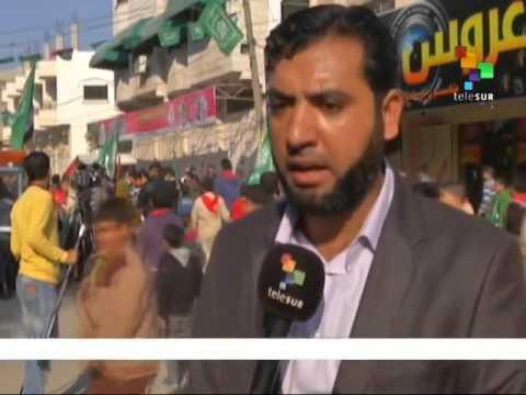 Palestine: Hamas Marks 28th Founding Anniversary