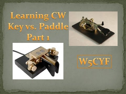 Learning CW -