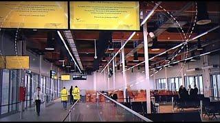 Új utasmóló nyílt a diszkont légitársaságok utasainak a Liszt Ferenc Repülőtéren