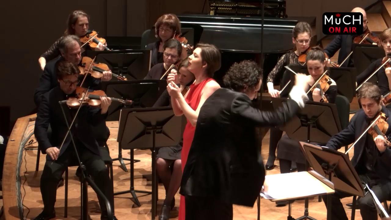 Wie du warst - Der Rosenkavalier - R. Strauss - Sarah Théry