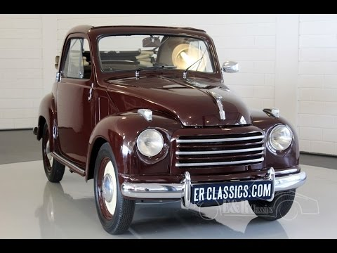 1950 fiat 500