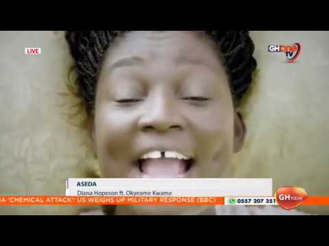 Gospel Music: Kafui Dey interviews Diana Hopeson, musician, missionary and counselor