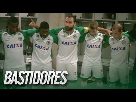 Bastidores - Cuiabá 1 x 1 Goiás - Copa do Brasil