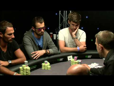 Day Unibet Open Cannes 2015 - Live webcast. Final Day
