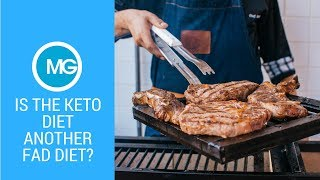 Is The Keto Diet Another Fad Diet? in 2 Minutes | Sports Science | MG Fit in Fitness Training