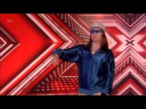 Honey G - Rediculous X Factor Honey G Ganster Rapper