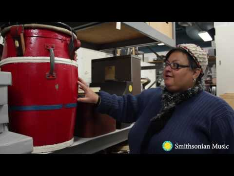 How is the Puerto Rican Bomba Drum Created?