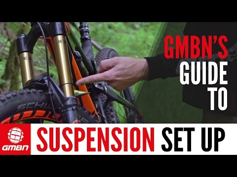 GMBN's Guide To Trail Bike Suspension Set Up | Mountain Bike Tips