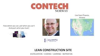 Contech Norway & Jason Schroeder