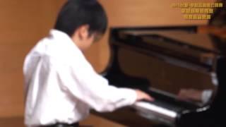 台灣-卓越盃音樂公開賽「2015 卓越音樂新秀獎得獎者音樂會」鋼琴 顧青雲   曲目 :貝多芬 鋼琴