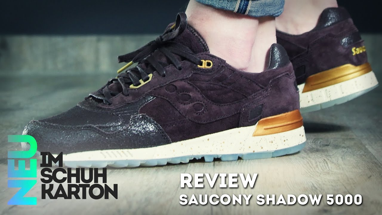 Sample Saucony Shadow 5000 X Play Clothes Review & On Feet