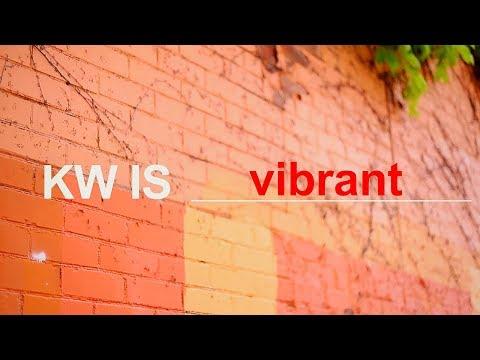 Kitchener Waterloo Is Vibrant: UpTown Waterloo