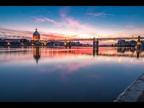Bridge of Toulouse | Timelapse Teaser | 4K UHD
