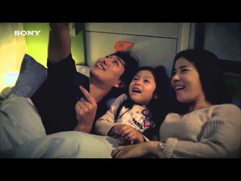 Family-Sony Mobile Projector