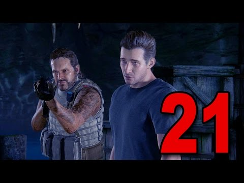 Uncharted 4 Walkthrough - Chapter 21 - Brother's Keeper (Playstation 4 Gameplay)