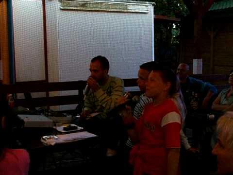 W Aucie karaoke Łazy 2009