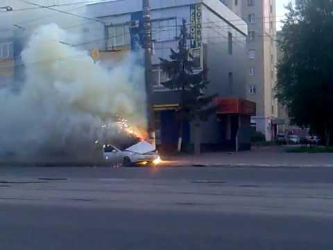 Ужасная авария в Твери 18.05.2012
