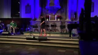 Caroline Henderson - Jesus. Julekoncert i Christians kirken den 20.12.2015.