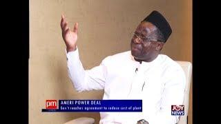AMERI Power Deal - PM Express on JoyNews (15-10-18)