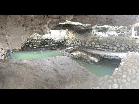 Hallan temazcal prehispánico y localizan barrio indicado en las fuentes históricas