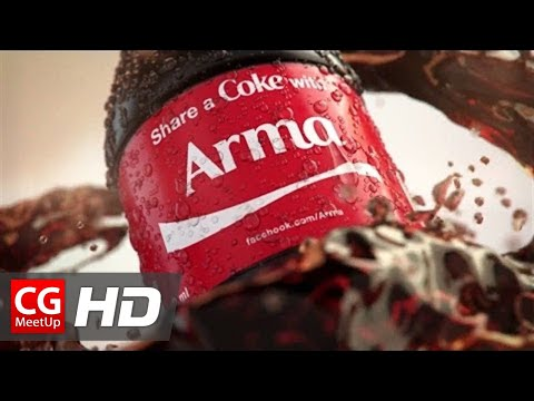 "CGI VFX Breakdown HD ""Making of Share a Coke Vfx by ARMA"" 