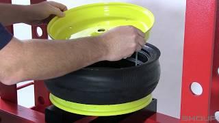 P2000 Tire Press