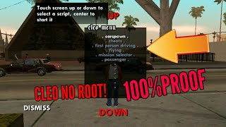 GTA Sa Android Cleo no root