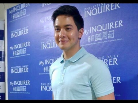 Eat Bulaga May 23 2017 WATCH : Alden Richards Live Interview by Inquirer