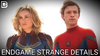 Every Second Of SpiderMan Far From Home Trailer Breakdown In Hindi | BlueIceBear