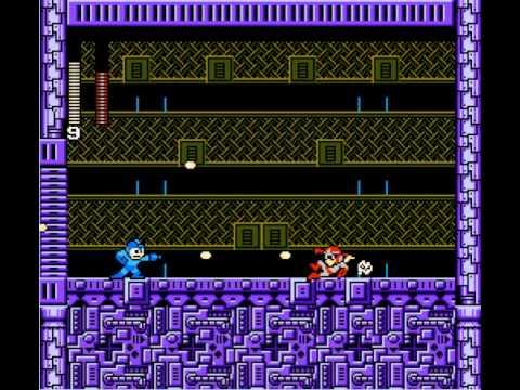 Mega Man Unlimited-Protoman Battle