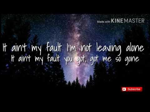 Zara Larsson - Ain't My Fault (R3hab Remix) lyrics / lyric video