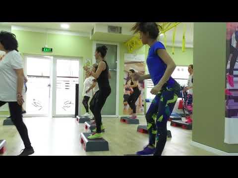 Vitality Spa & Wellness, la Pitești, sala de fitness