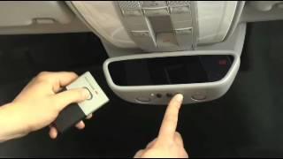 Basic Programming Of Your Garage Door Opener Function In Your Mercedes-benz