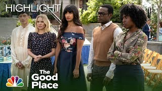 Chidi Flies off the Handle - The Good Place (Episode Highlight)