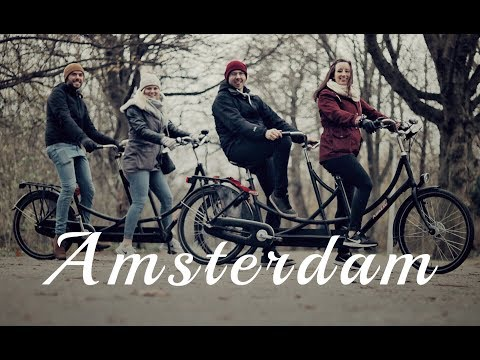 Amsterdam Vlog - Our trip To The Netherlands