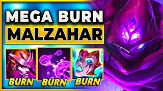 BURN ONLY PENTAKILL!! HILARIOUS ITEM + ABILITY COMBO!! - BunnyFuFuu | League of Legends