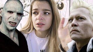 ПРОКЕНО #1 Фантастические твари и преступления Грин-де-Вальда. Джонни Депп,костюмы и общее уныние