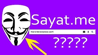 How to find the name of anonymous commen...